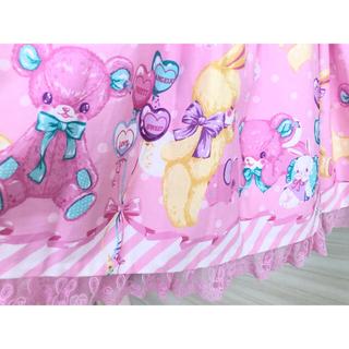 Angelic Pretty - 【新品】TOY FANTASY☆彡ジャンパースカート&カチューシャセット