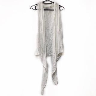 ナラカミーチェ(NARACAMICIE)のナラカミーチェ ノースリーブカットソー 1(カットソー(半袖/袖なし))