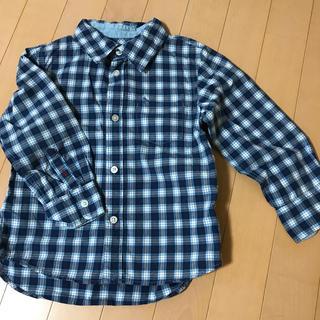 エイチアンドエム(H&M)のH&M  男の子 シャツ 110センチ(ブラウス)