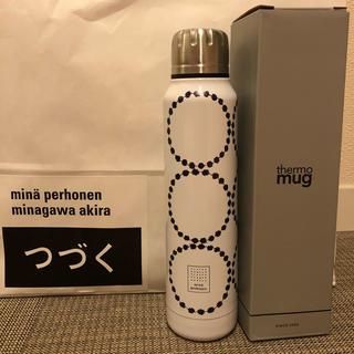 mina perhonen - ミナペルホネン タンバリン サーモマグ 水筒 アンブレラボトル 0.3L