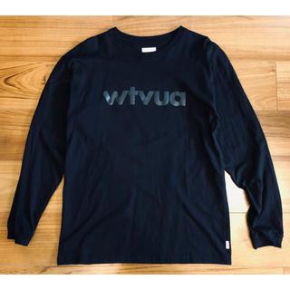 W)taps - WTAPS WTVUA  BLACK Mサイズ ロンT 2020