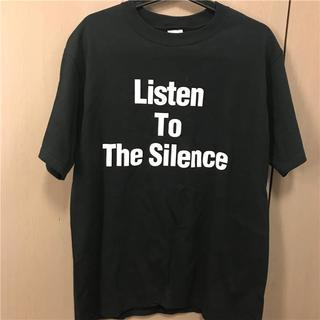 ナンバーナイン(NUMBER (N)INE)の未使用に近いNUMBER (N)INE コラボメッセージTシャツ ナンバーナイン(Tシャツ/カットソー(半袖/袖なし))