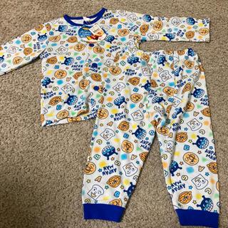 アンパンマン(アンパンマン)の新品未着用 アンパンマン 長袖パジャマ 95センチ(パジャマ)