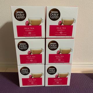 Nestle - ネスカフェ ドルチェグスト ミルクティー カプセル 6箱 未開封