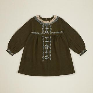 Caramel baby&child  - Apolina Kids MARIETTE DRESS