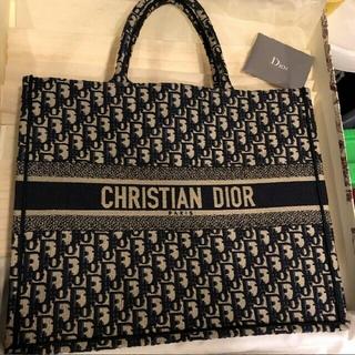Christian Dior - 値下げ】Dior Booktote ディオールブックトート ビッグ