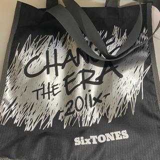 Johnny's - SixTONES CHANGE THE ERA チェンエラ トートバック カバン