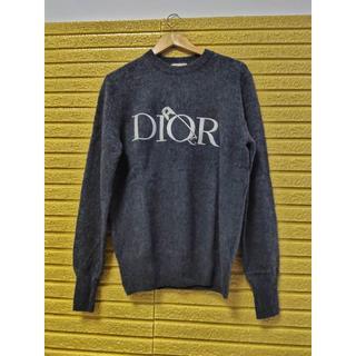 Dior - 【DIOR】お早めに!DIOR AND JUDY BLAME 刺繍入りセーター