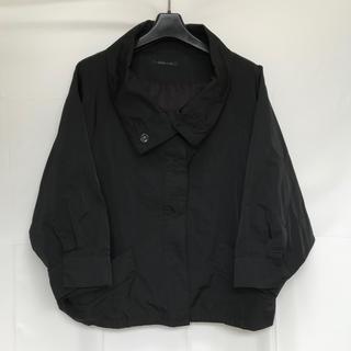 ドゥーズィエムクラス(DEUXIEME CLASSE)のドゥーズィエムクラス deuxieme classe タフタ ジャケット 黒(その他)