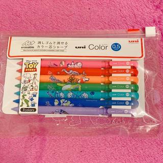 Disney - 消しゴムで消えるカラーシャープペン