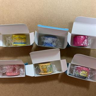 サンエックス(サンエックス)のすみっコぐらし ぷっちょ マスキングテープ 6個(テープ/マスキングテープ)