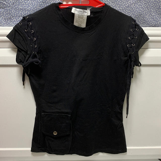 クリスチャンディオール(Christian Dior)のクリスチャンディオールトップス(Tシャツ(半袖/袖なし))