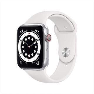 アップルウォッチ(Apple Watch)の【44mm / GPS + Cellularモデル】Apple Watch 6(腕時計(デジタル))