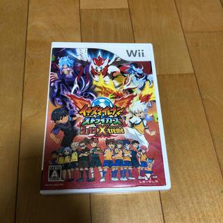 Wii - イナズマイレブン ストライカーズ 2012エクストリーム Wii