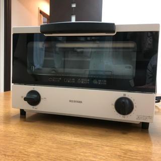 アイリスオーヤマ - オーブントースター IRIS EOT-032-W