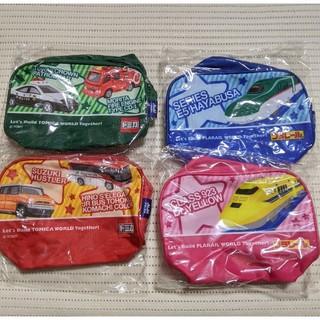 トミカ プラレール 2個での値段です 子供用 ポシェット(ポシェット)