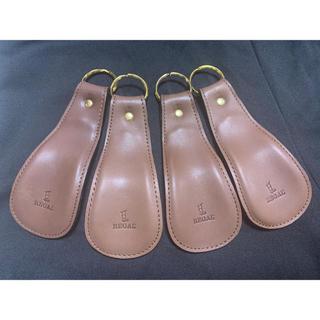 REGAL - 靴べら・キーホルダー REGAL 非売品