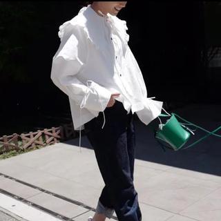 ドゥロワー(Drawer)のgypsohila frill collar つけ襟 AYAKO(つけ襟)