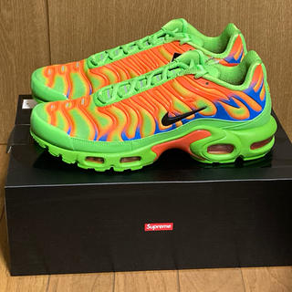 Supreme - Supreme Nike Air Max Plus GREEN 27cm