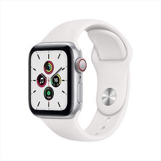 アップルウォッチ(Apple Watch)の【40mm / GPS + Cellularモデル】Apple Watch SE(腕時計)