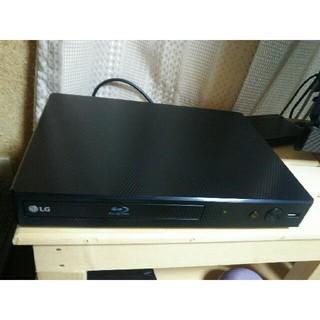 エルジーエレクトロニクス(LG Electronics)のLG BP3502020年製 再生専用(ブルーレイプレイヤー)