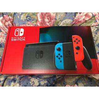 Nintendo Switch - ニンテンドースイッチ 本体 ネオン