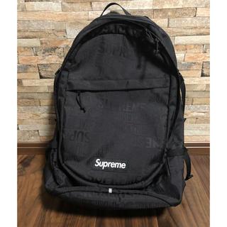 シュプリーム(Supreme)のSupreme Backpack 19ss(バッグパック/リュック)
