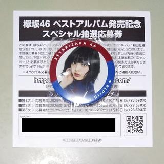 欅坂46(けやき坂46) - 欅坂46 平手友梨奈 バッジ