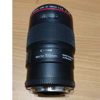 Canon - CANON MACRO EF 100mm f2.8 L IS USM