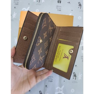 LOUIS VUITTON - ♥国内即発&送料無料♥ 限定 セール♬ルイヴィトン、折り財布♥小銭入れ 超美品