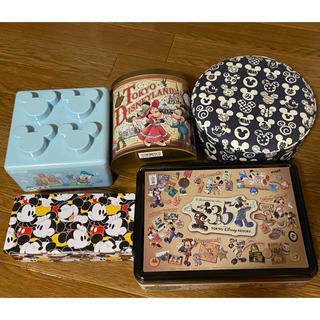 Disney - ディズニー 空き缶