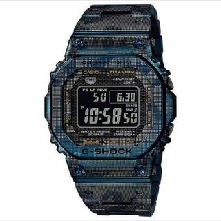 ジーショック(G-SHOCK)の【新品・未開封】GMW-B5000TCF-2JR  CASIO G-SHOCK(腕時計(デジタル))