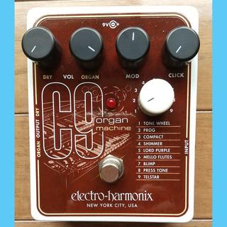 【masaikito様専用】electro-harmonix社 C9(エフェクター)