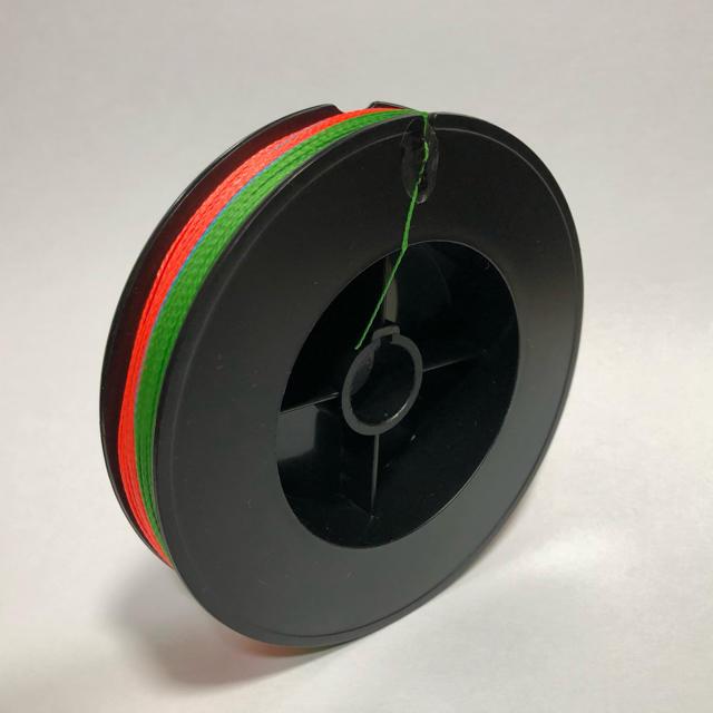 PEライン 3号 300m マルチカラー スポーツ/アウトドアのフィッシング(釣り糸/ライン)の商品写真