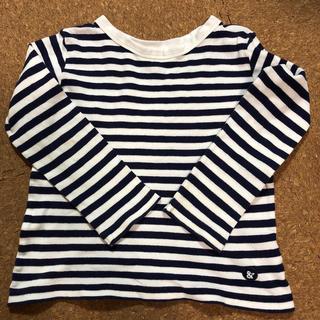 アンパサンド(ampersand)のロンT 長袖(Tシャツ/カットソー)