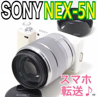 ソニー(SONY)の✨らくらくスマホ転送♪ ✨SONY ソニー NEX-5N(ミラーレス一眼)