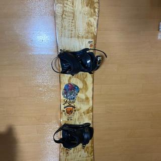 バートン(BURTON)のスノーボード板セット(ボード)