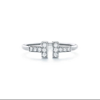 Tiffany & Co. - Tiffany & Co. ファニーT字リング
