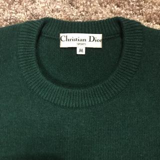 クリスチャンディオール(Christian Dior)のニットセーター ディオール 美品(ニット/セーター)