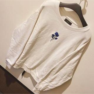 バラ刺繍 スウェット KEI  ADRER COOOPER