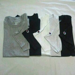 チャンピオン(Champion)のチャンピオンワンポイントロゴT全5カラー(Tシャツ/カットソー(半袖/袖なし))