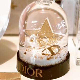 クリスチャンディオール(Christian Dior)の新品未使用 Dior ディオール スノードーム(その他)