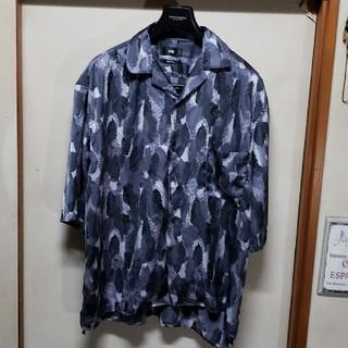 ハレ(HARE)のハレのオーバーサイズオープンカラーシャツ(シャツ)
