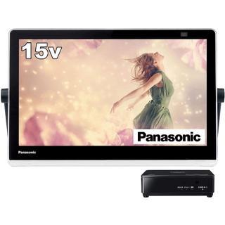 Panasonic - プライベートビエラ ポータブルテレビ UN-15CN10