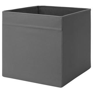 イケア(IKEA)の新品 IKEA DRÖNA ドローナ ボックス グレー 2つ(ケース/ボックス)