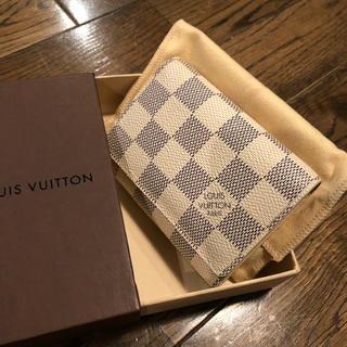 LOUIS VUITTON - Louis Vuitton LV ルイヴィトン  カードケース ダミエ
