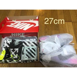 NIKE - OFF-WHITE Nike NIKE BLAZER オフホワイト 27