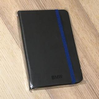ビーエムダブリュー(BMW)の【未開封】BMW手帳型ノート(ノート/メモ帳/ふせん)