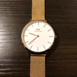 Daniel Wellington - ダニエルウェリントン 腕時計 美品