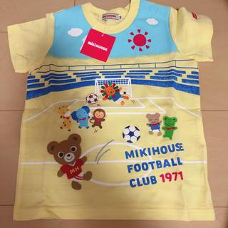 mikihouse - ミキハウス プッチー 豪華シャツ